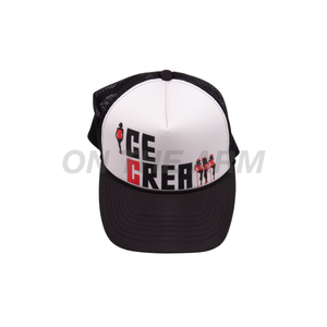 BBC Ice Cream Black Trucker Hat
