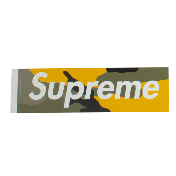 Supreme Brooklyn Box Logo Sticker