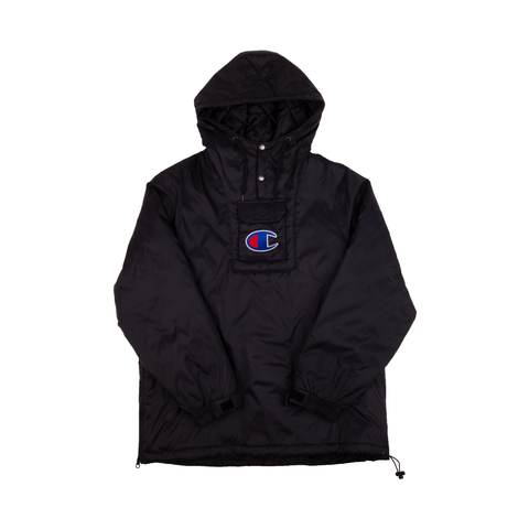 Supreme Black Champion Pullover