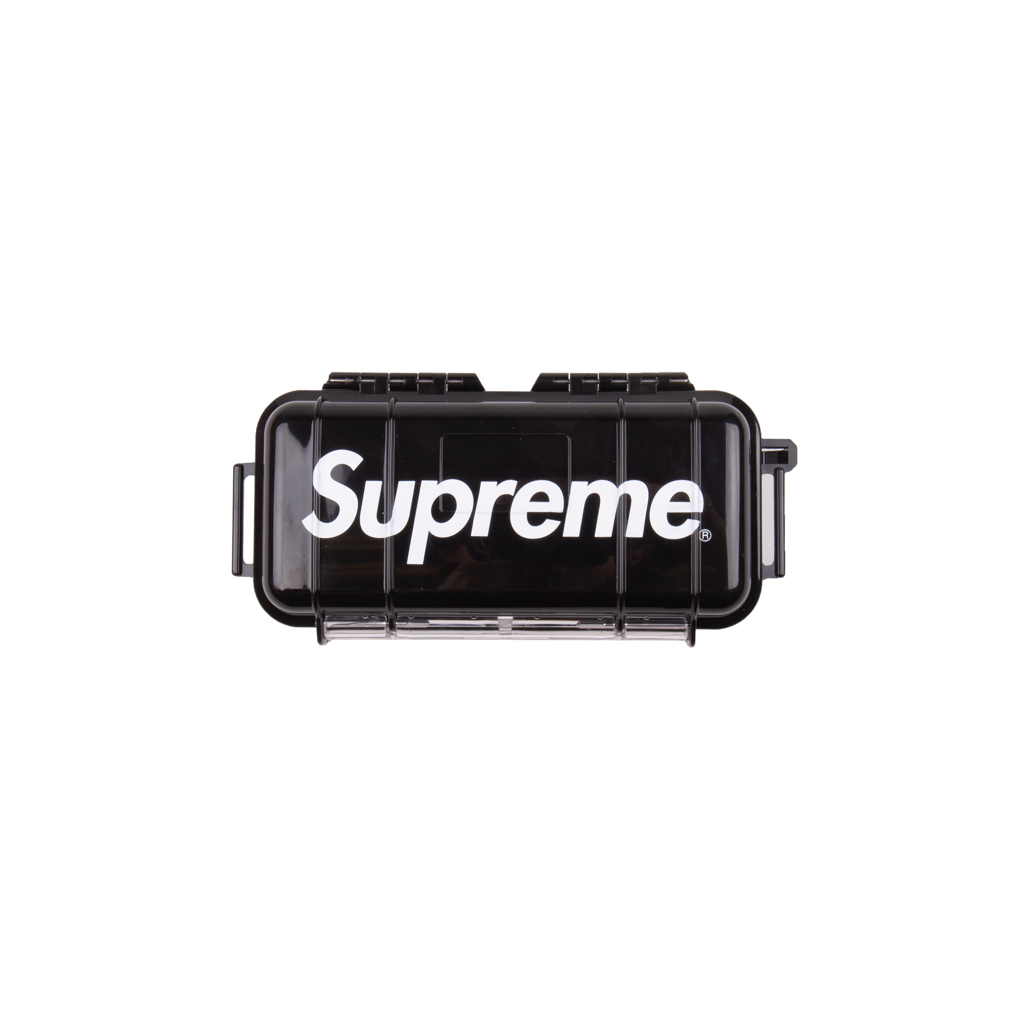 Supreme Black Pelican Case