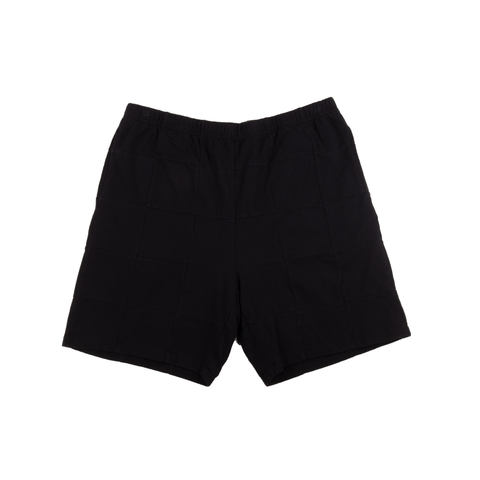 Supreme Black Pique Shorts