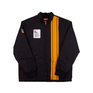 Supreme Black Pit Crew Jacket
