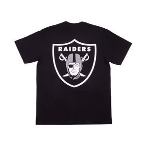 Supreme Black Raiders Pocket Tee