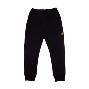 Supreme Black FW14 Stone Island Sweatpants