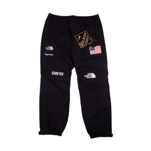 Supreme Black TNF Goretex Pants