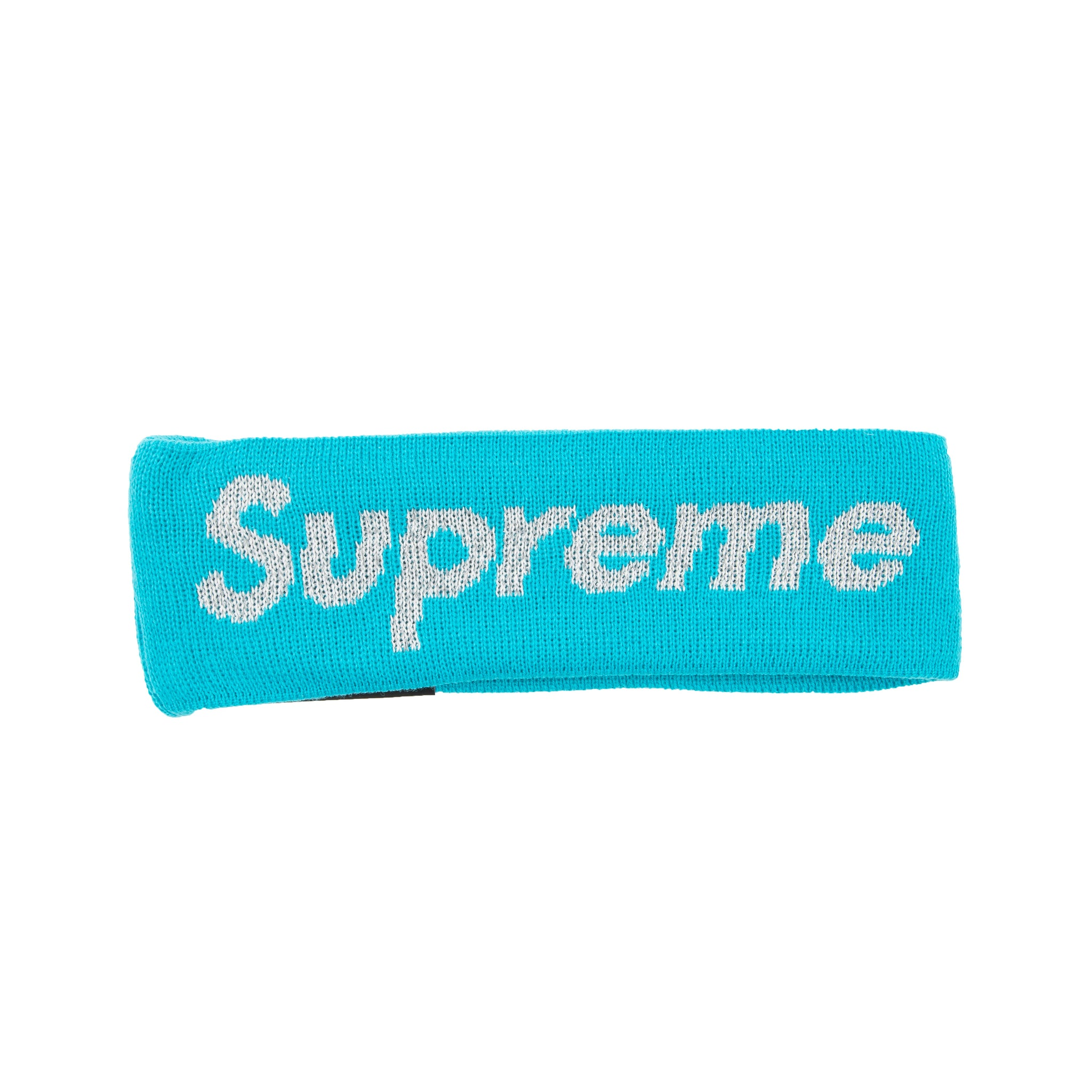 Supreme Teal New Era 3M Headband