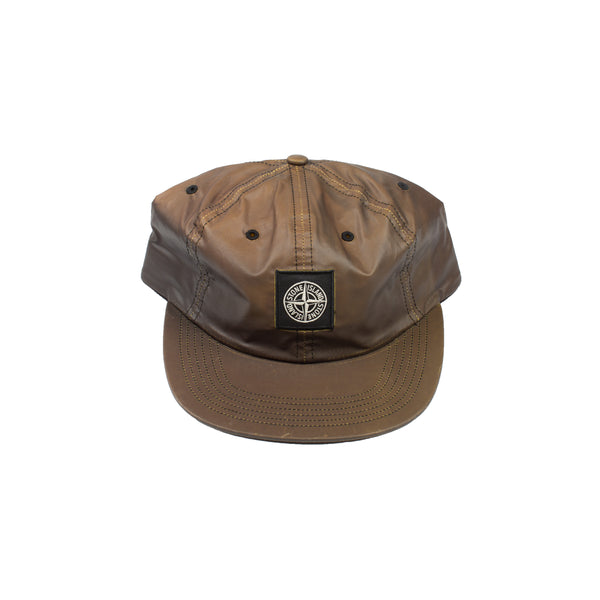 Supreme Black Stone Island Heat Reactive Hat