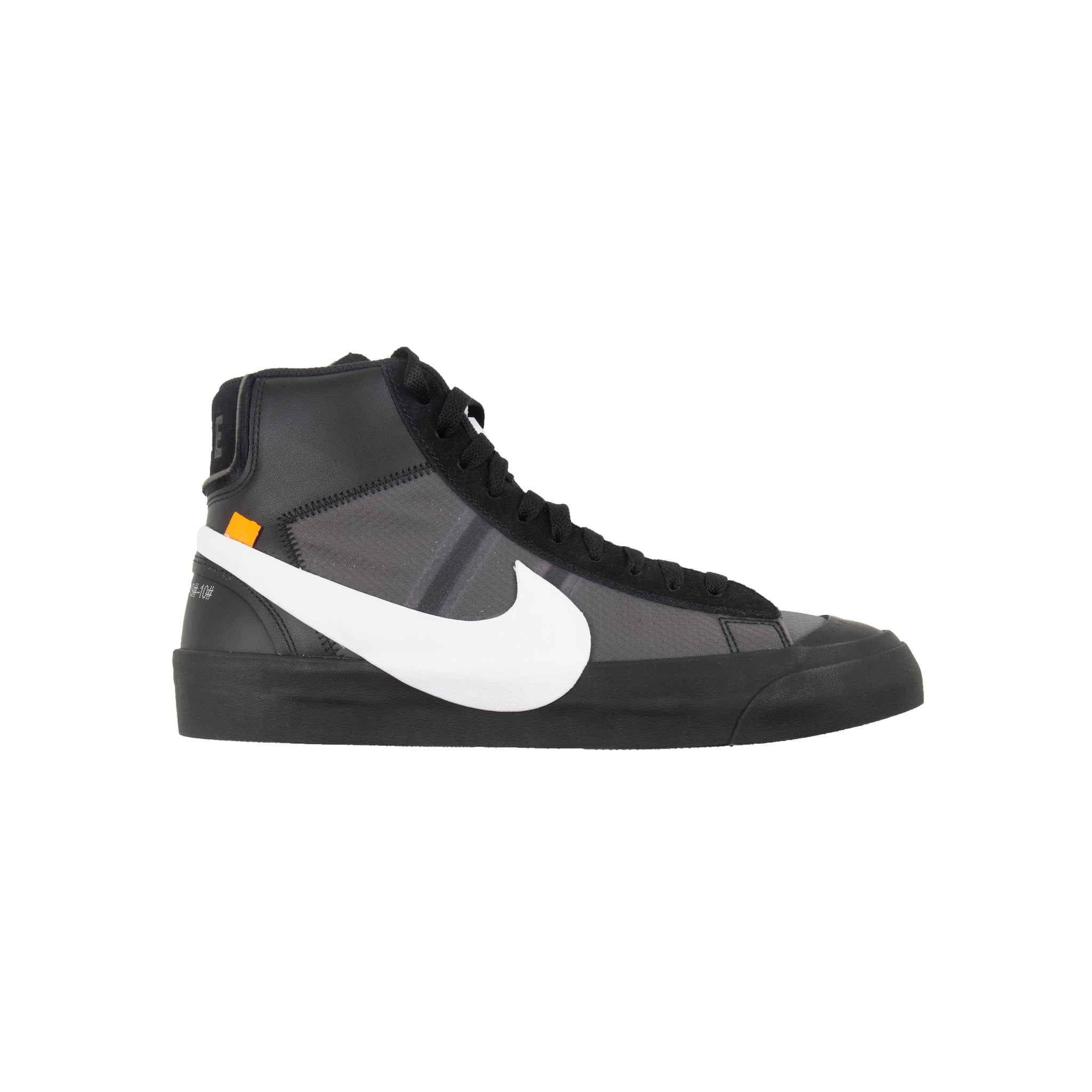 Nike Black Off-White Blazer