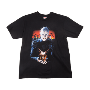 Supreme Black Hellraiser Hell on Earth Tee