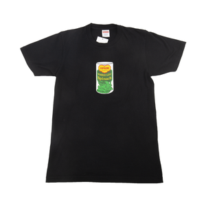 Supreme Black Spinach Tee
