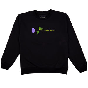 OTA Black/Purple Rose Crew