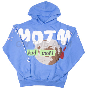 Cactus Plant Flea Market For MOTM III Blue Life Goes On Hoodie