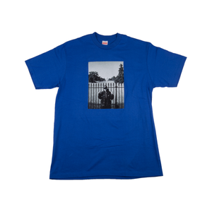 Supreme Royal Blue Undercover PE Whitehouse Tee