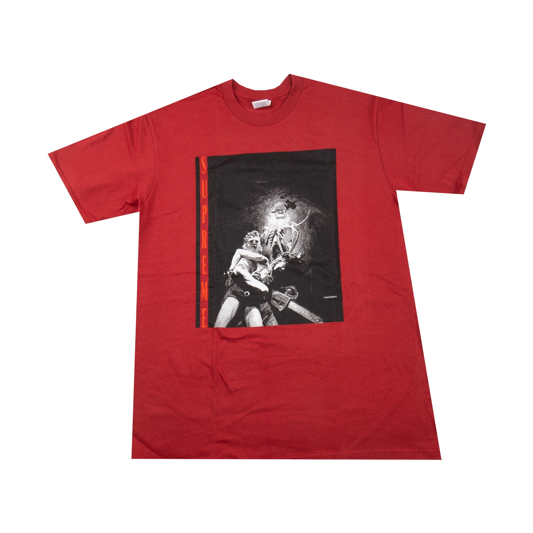 Supreme Brick Horror Tee