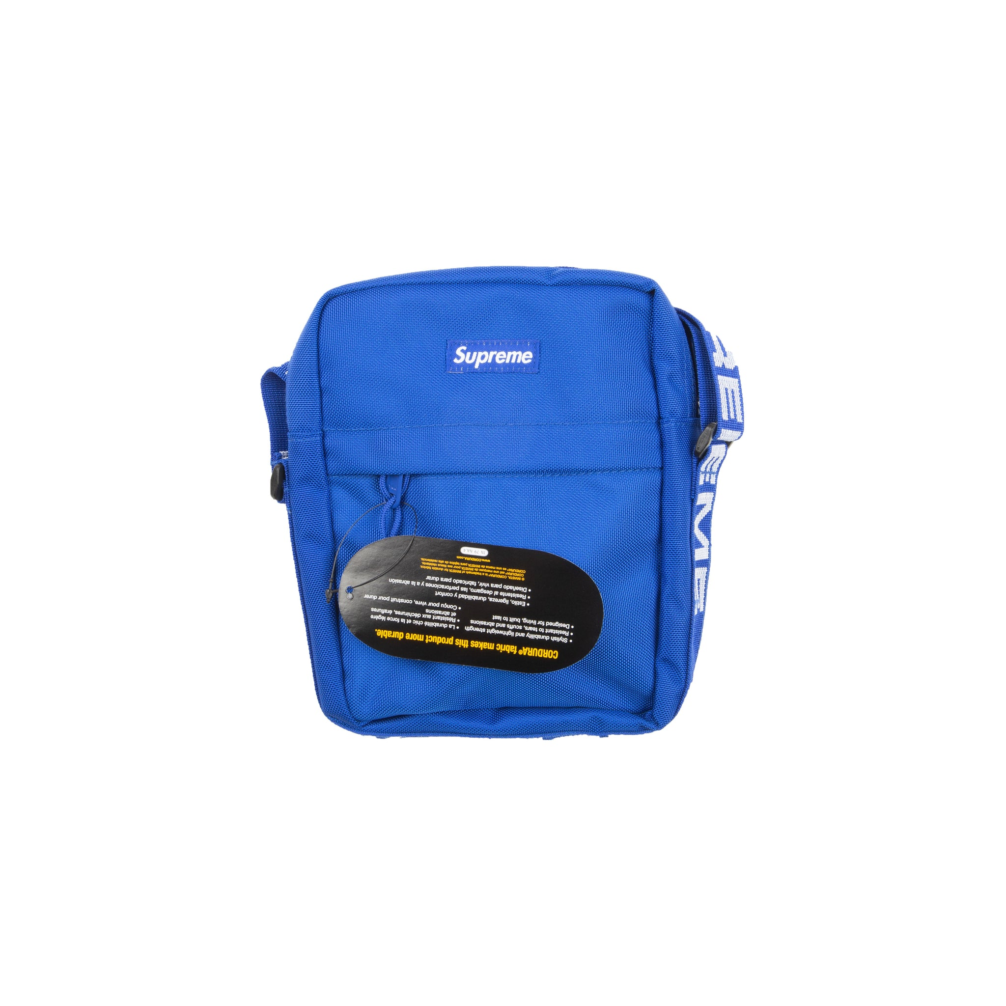 Supreme Blue SS18 Shoulder Bag