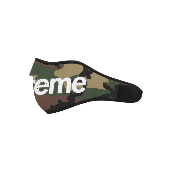 Supreme Camo Neoprene Facemask