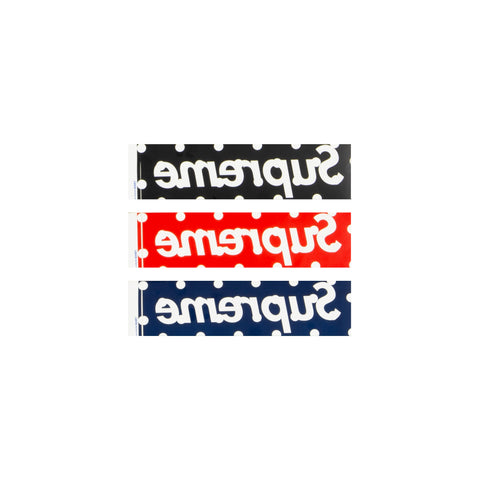 Supreme CDG1 Box Logo Stickers