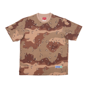Supreme Chocolate Chip Camo Athletic Top