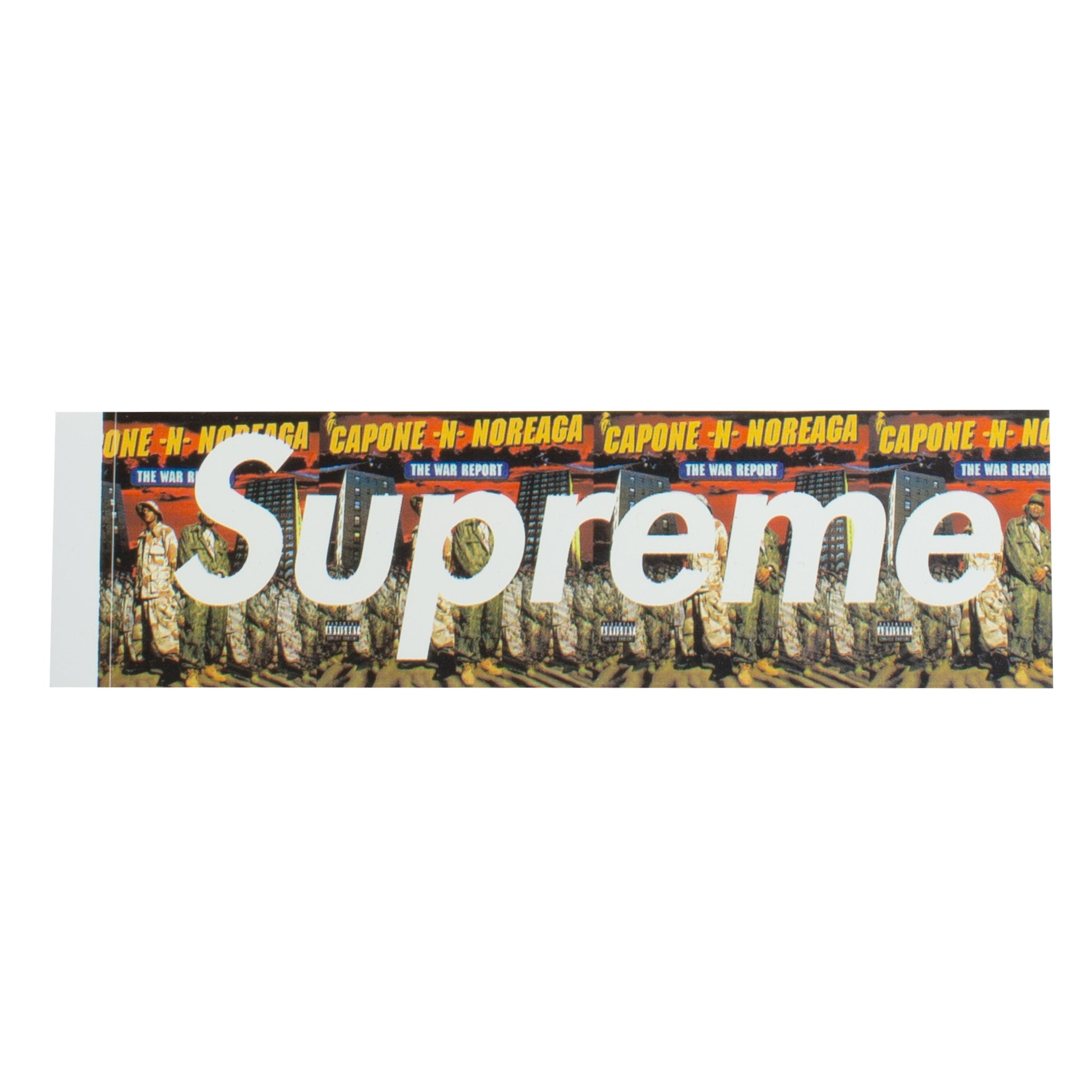 Supreme Capone N Norega Box Logo Sticker
