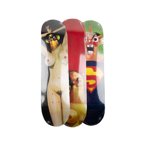 Supreme George Condo Deck Set