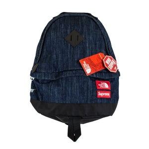 Supreme Denim TNF Backpack