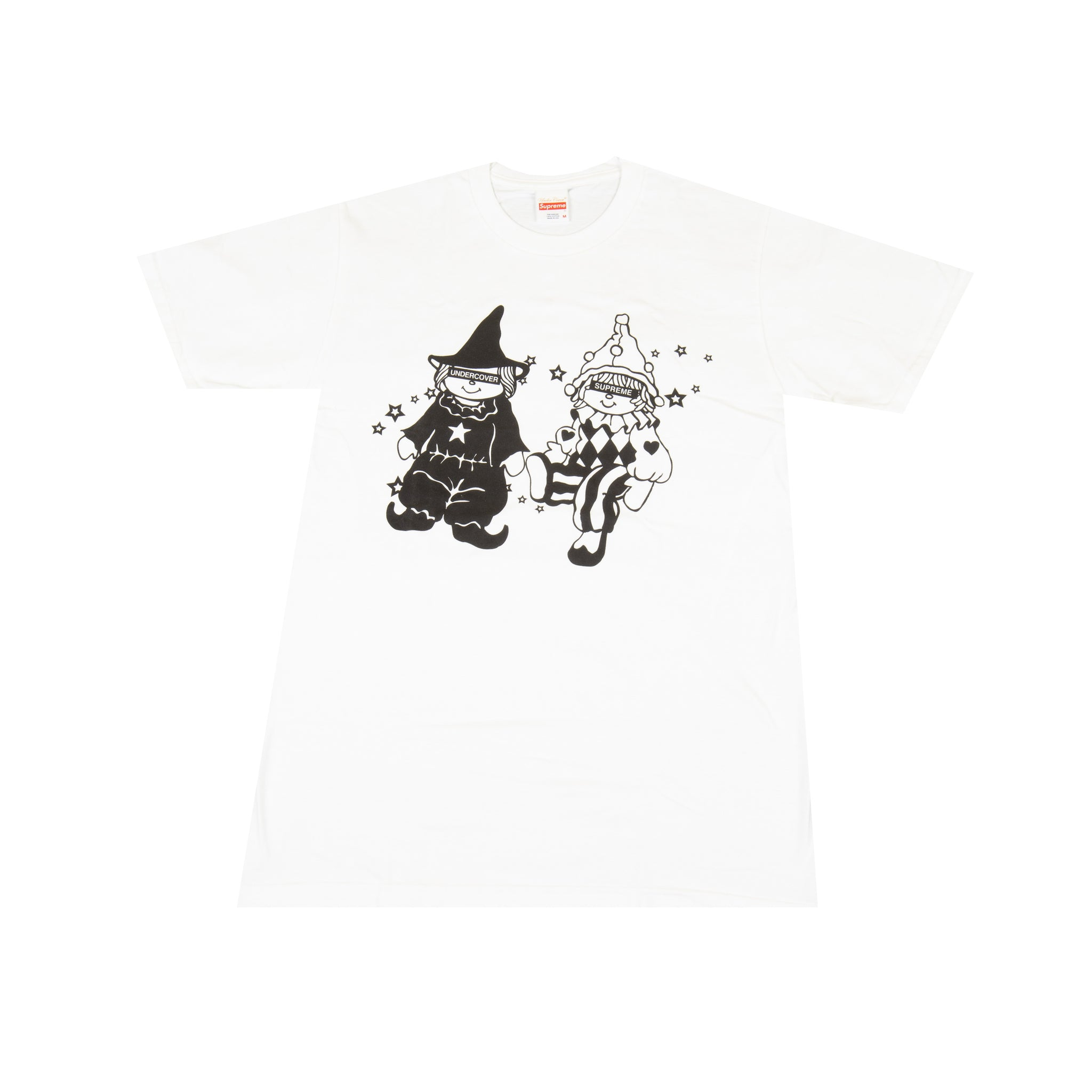 Supreme White Undercover Dolls Tee