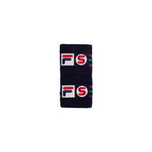 Supreme Navy Fila Wristbands