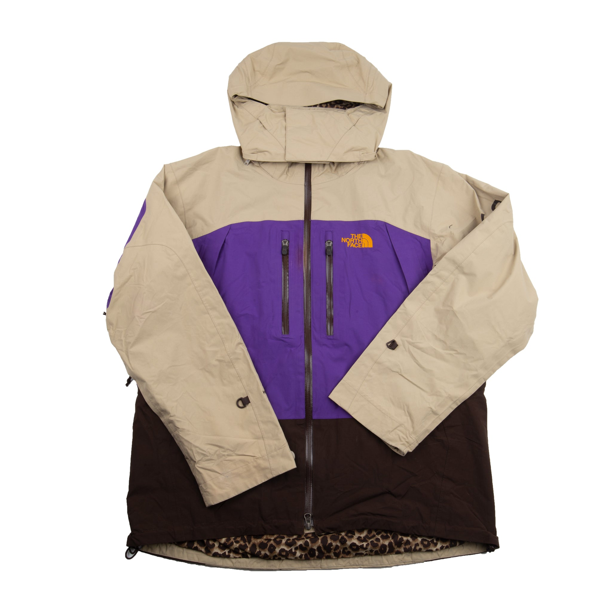 Supreme Tan TNF Summit Jacket