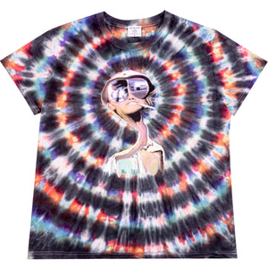 OTA Trippy Tie Dye Fear & Loathing Tee