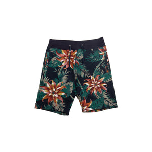 Supreme Navy Floral Shorts