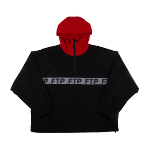 FTP Black Taped Anorak