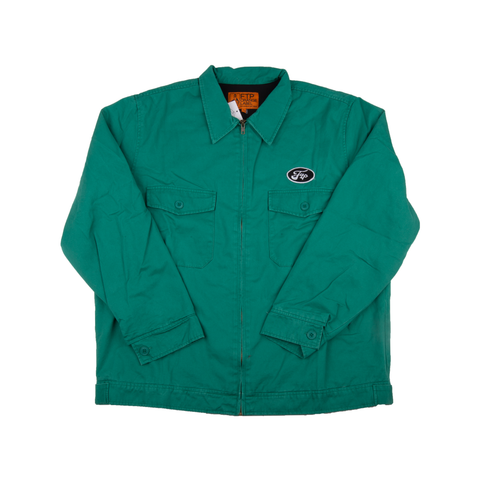 FTP Green Fuck The Industry Jacket