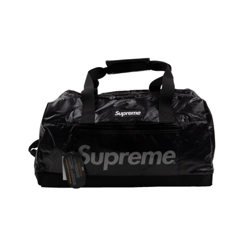 Supreme Black FW17 Duffle Bag