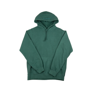 Supreme Green Overdyed Hoodie