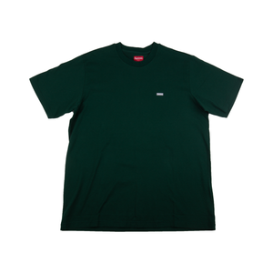Supreme Dark Green Reflective Small Box Tee
