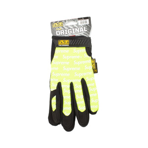 Supreme Green Mechanix Work Gloves