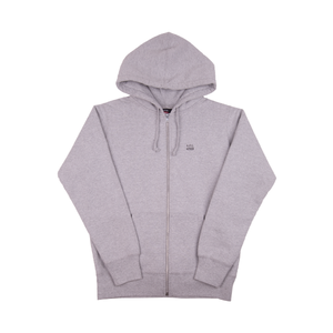 Supreme APC SAMPLE Grey Zip Up Hoodie