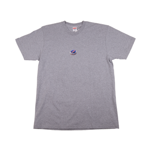 Supreme Grey Bottle Cap Tee