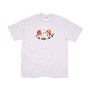 Supreme Ash Grey It Gets Better Tee