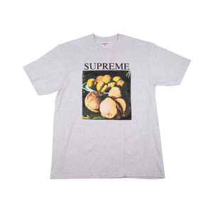 Supreme Ash Grey Still Life Tee