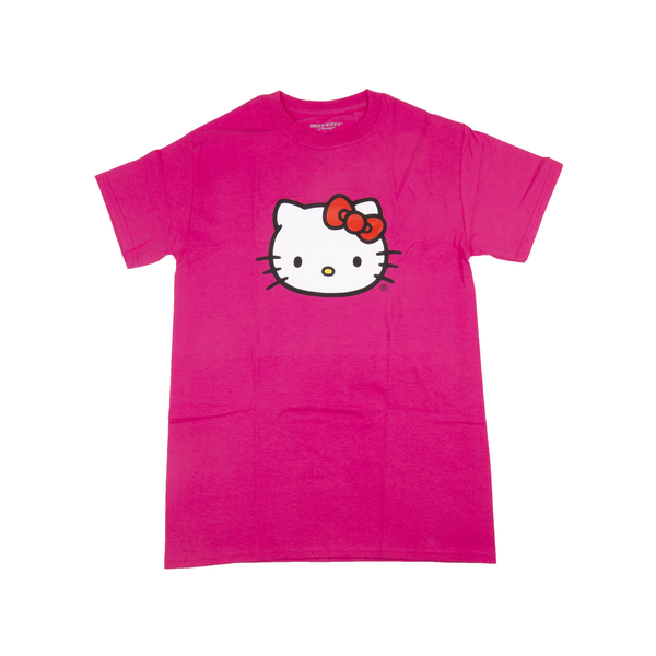 Anti Social Social Club Pink Hello Kitty Tee