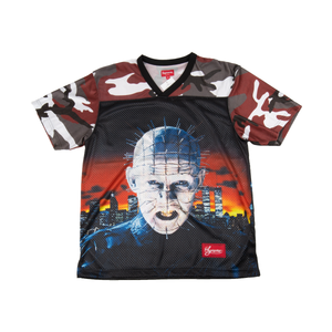 Supreme Hellraiser Football Top