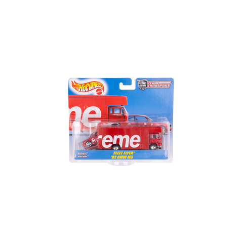 Supreme Hot Wheels Fleet Flyer