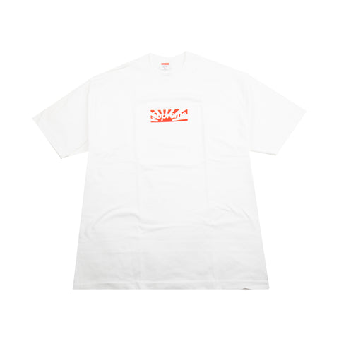 Supreme Japan Relief Box Logo Tee