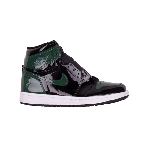 Nike Patent Leather Solefly Air Jordan 1