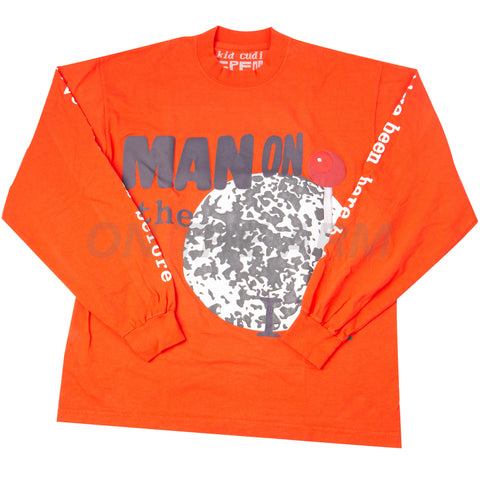 Cactus Plant Flea Market For MOTM III Orange Return 2 Madness L/S