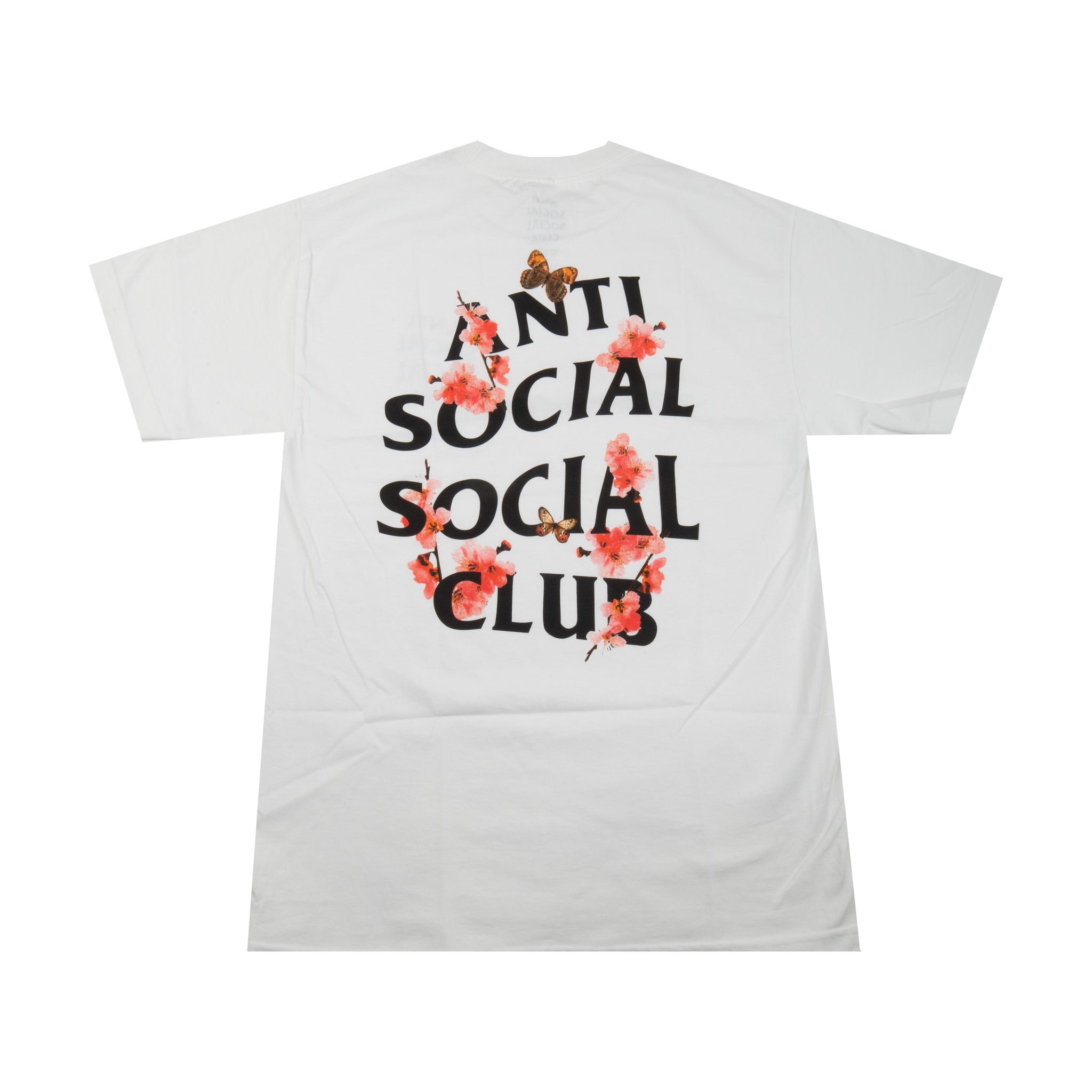 Anti Social Social Club White Kkoch Tee