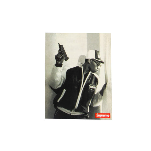 Supreme KRS One Sticker