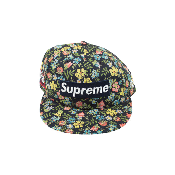 Supreme Liberty Floral Box Logo New Era Fitted