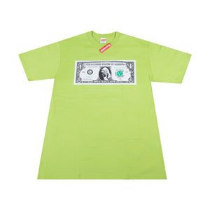 Supreme Lime Dollar Tee